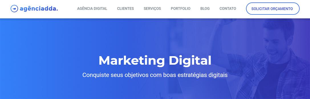 Banner da Agência DDA