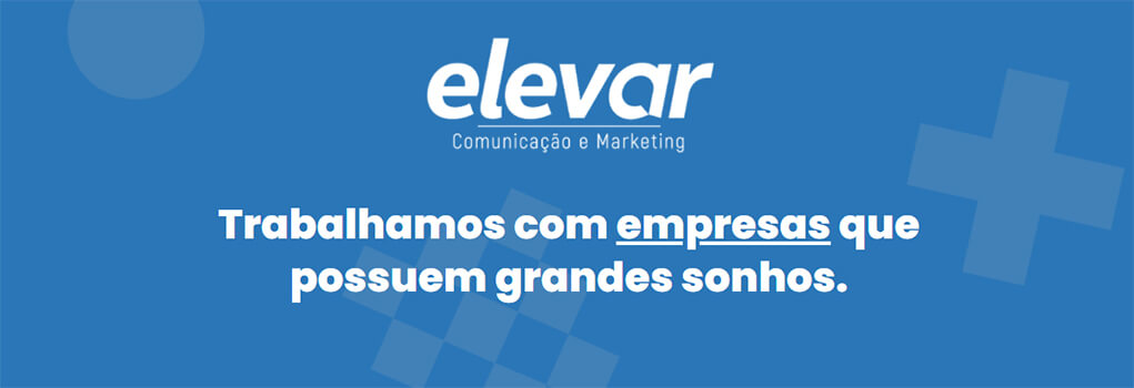 Banner da Elevar