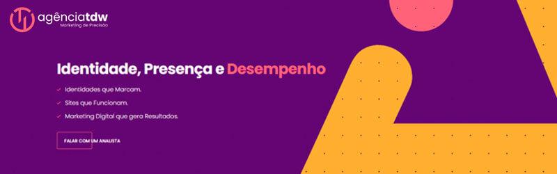 Banner da Agência Tenda