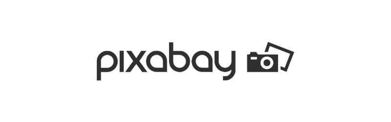 Logo do banco de imagens Pixabay