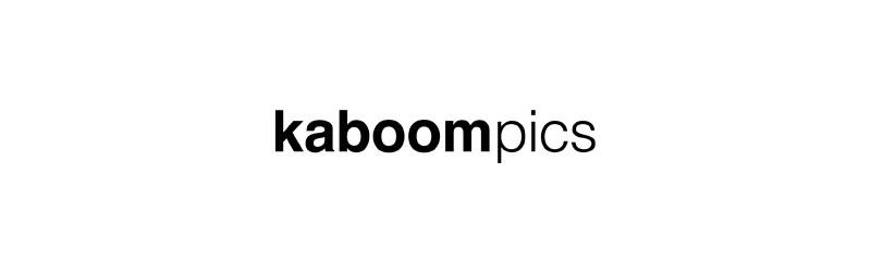 Logo do banco de imagens Kaboompics