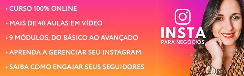 Curso de Instagram para Negócios