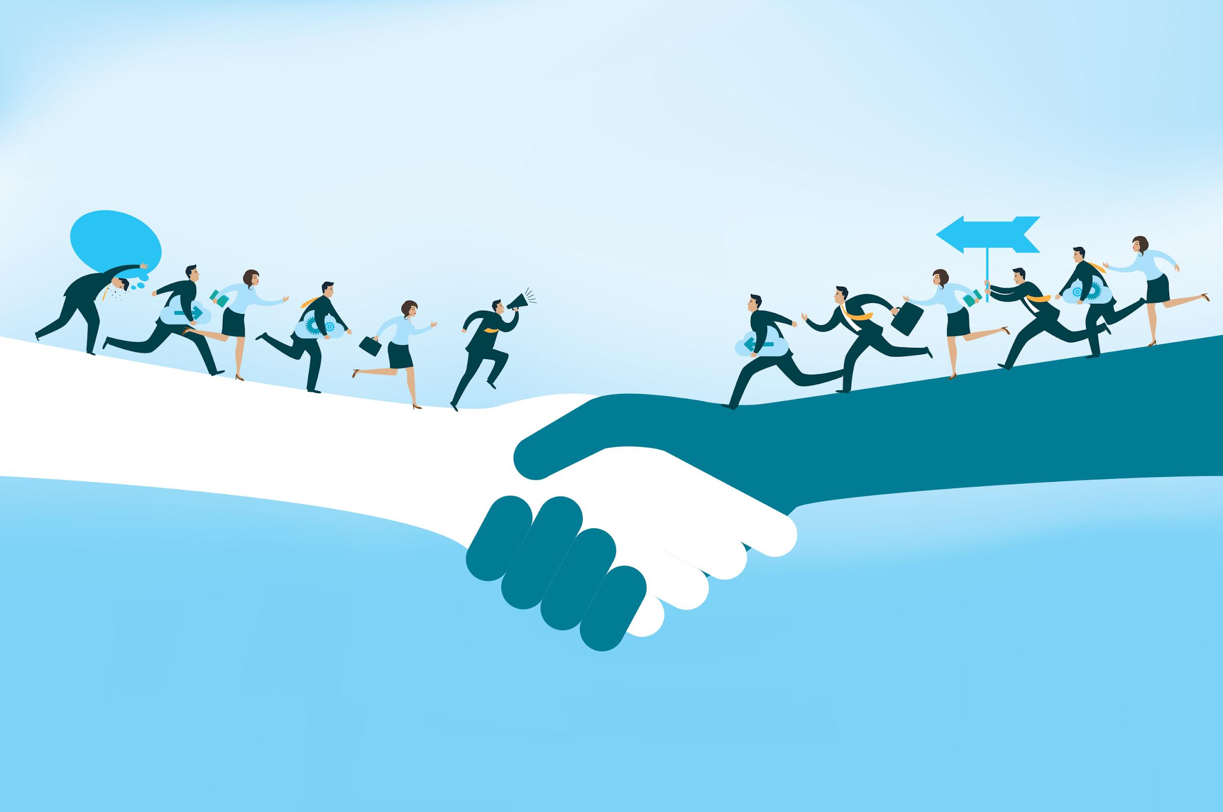 Benefícios de Programas de Afiliados Desenvolver Parcerias