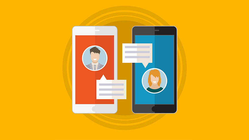 Chat Online Vale a Pena para o consumidor mobile