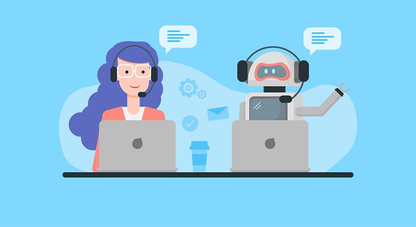 Como usar um chatbot