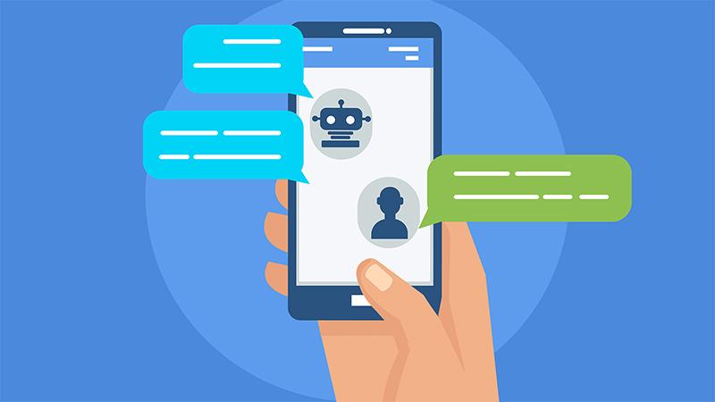 Chatbot Vs Atendimento Humanizado com Respostas Automaticas