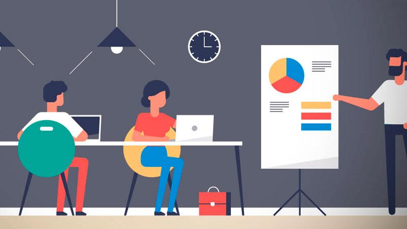 Acompanhando indicadores do clima no ambiente de trabalho