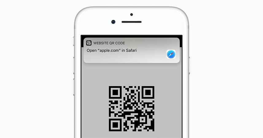 Ler código QR no iOS