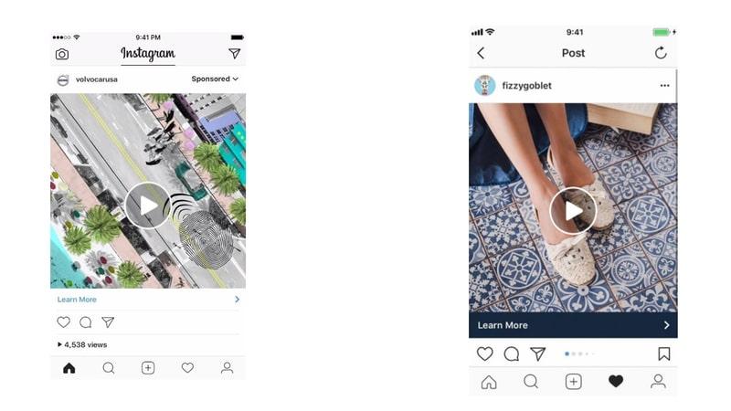 Cómo hace publicidad en Instagram