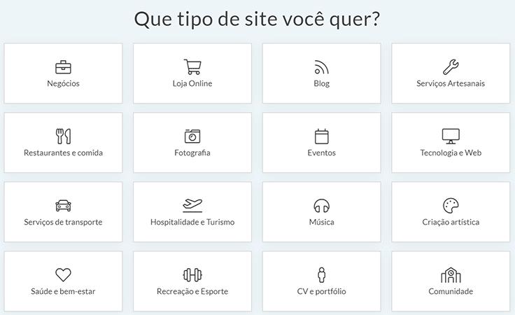 Como criar um site e registrar seu domínio