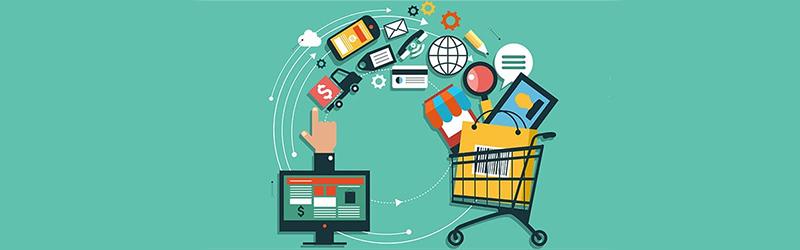Venda produtos em um marketplace
