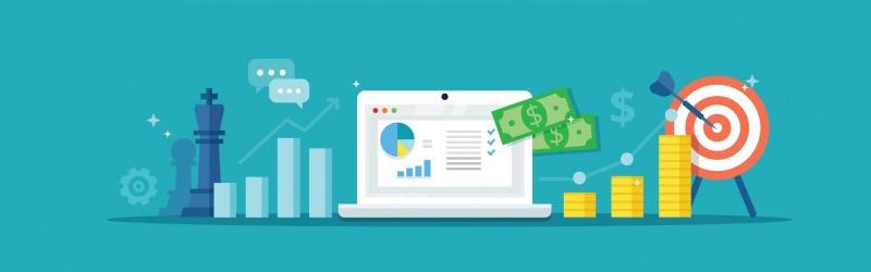 Ganhar dinheiro online com a venda de cursos
