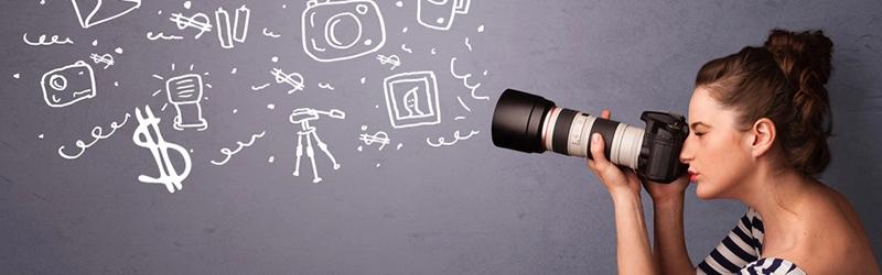 Como ganhar dinheiro online vendendo fotografias