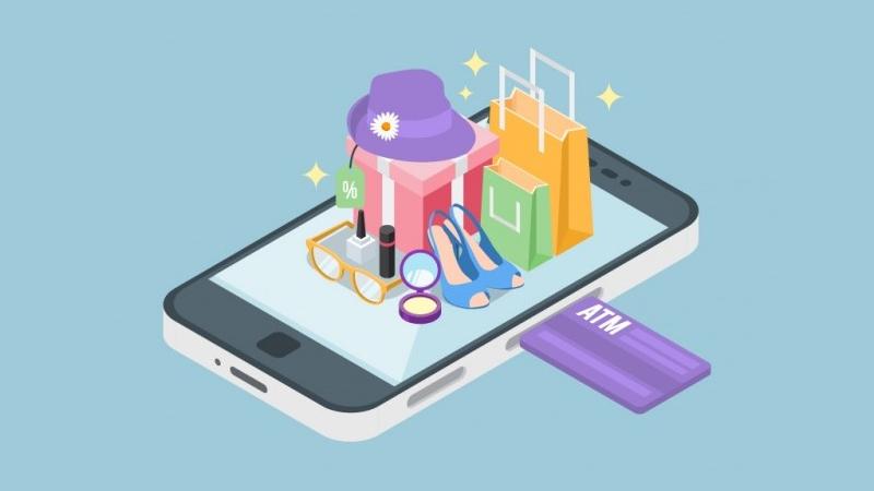 Como vender roupas pela internet no mobile