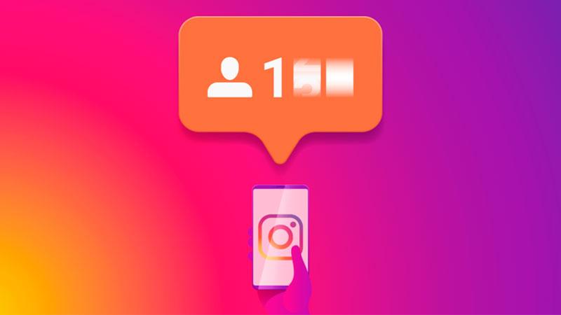 Utilizando smartphone para ganhar seguidores no Instagram