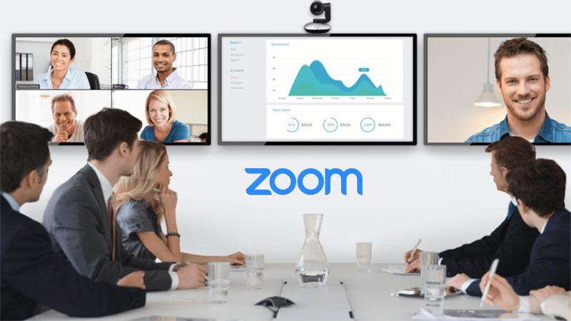 Zoom - indicado para videoconferências