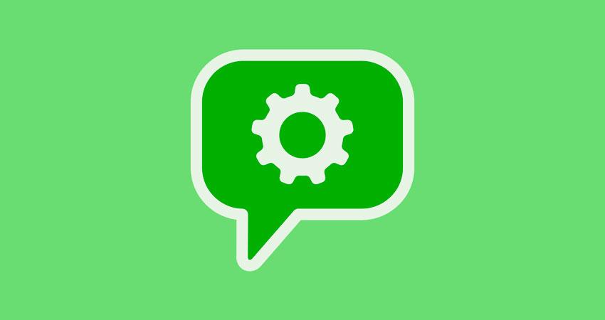 Ícone da API do WhatsApp