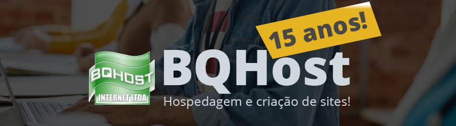 Criação de sites BQHost