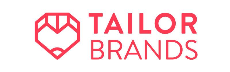 logo da empresa tailor brands