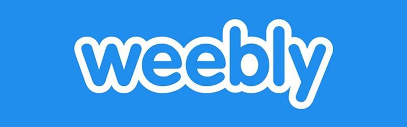 Logo da empresa Weebly