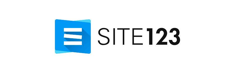 logo da empresa Site123