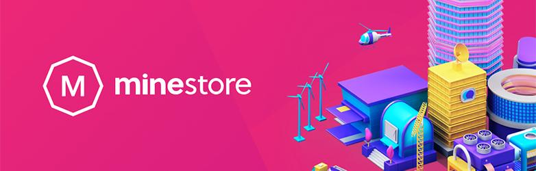 Logo da Minestore