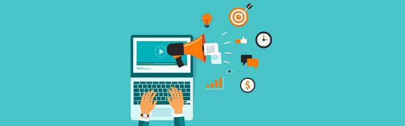 Cursos online de Marketing de Conteúdo