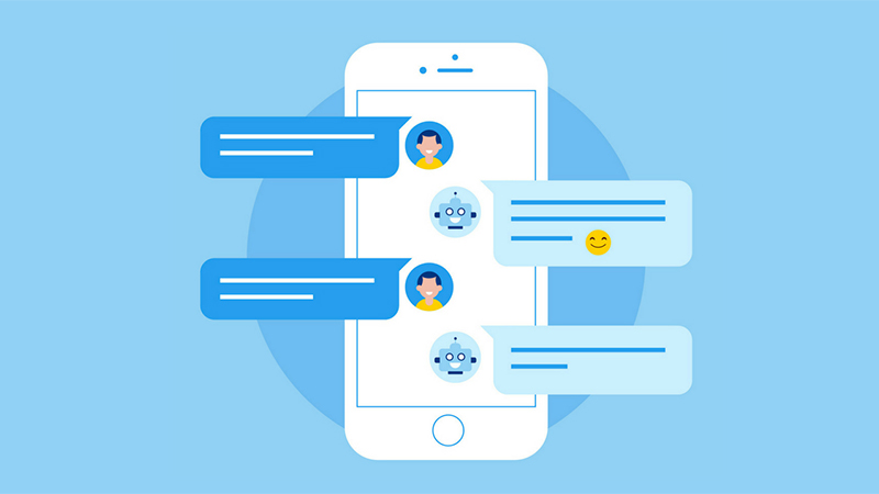 Chatbots and AI are customer service trends in 2019