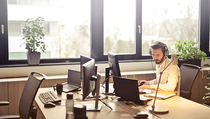 Working From Home is a Customer Service Trend in 2019