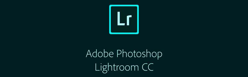 logo do editor de fotos da adobe lightroom cc