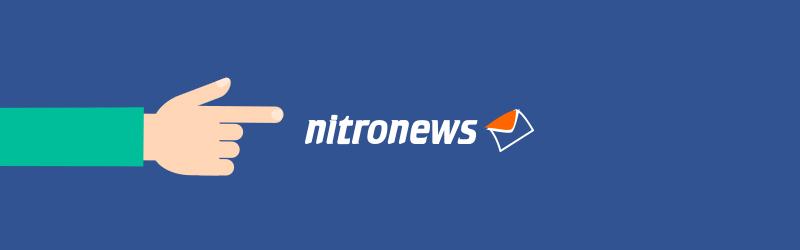 Email marketing grátis - Nitronews