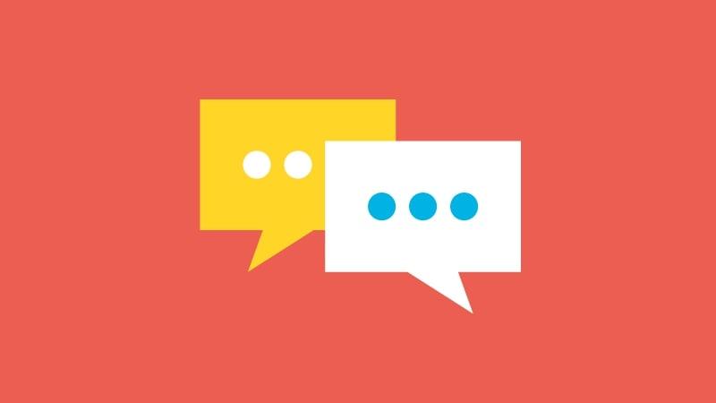 Chat web de marketing digital