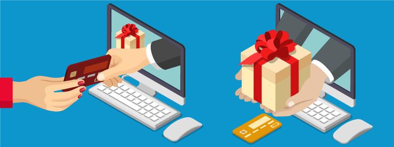 Simplifique o processo de compra