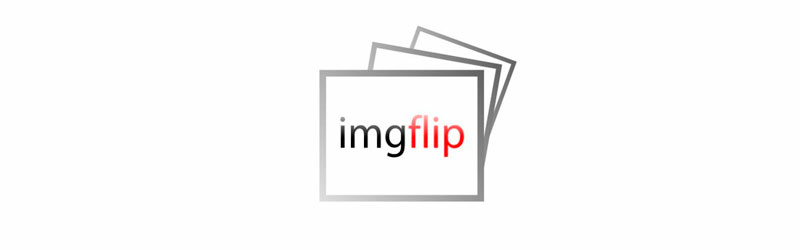 Logo do site IMGFLIP