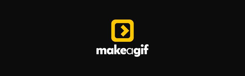 Logo do site Make a GIF