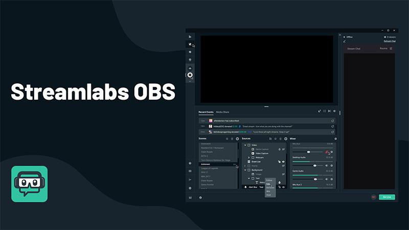 Como usar o Streamlabs OBS para capturar a tela do PC