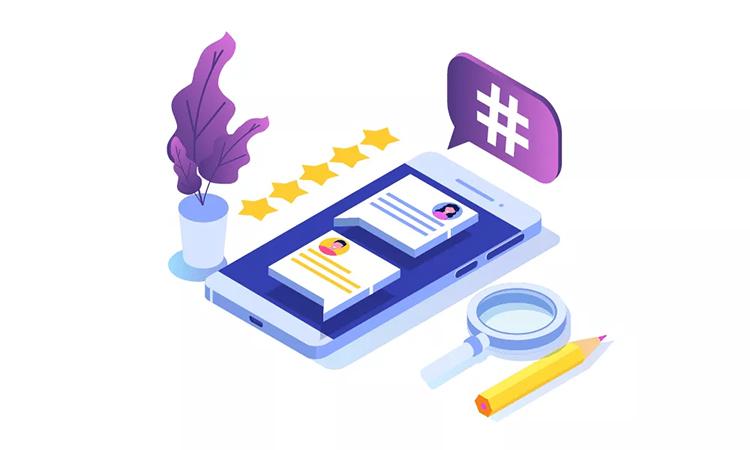 Como Usar Hashtags para Ecommerce
