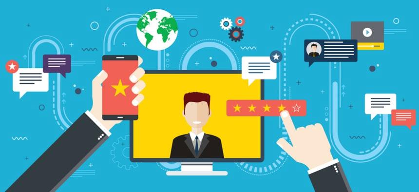 Hora de Investir no Chat Online Consumidor Mobile
