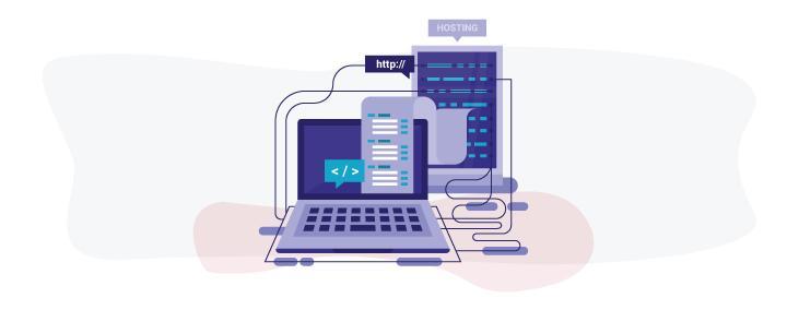 Hospedagem de sites Velocidade do Site