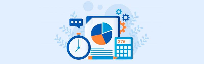 calculadora e prancheta para calculo do imposto de renda