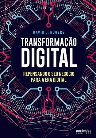 Capa do Livro Transformação Digital