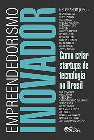 Capa do Livro Empreendedorismo Inovador
