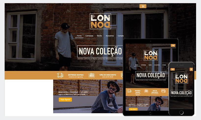 Criar loja virtual na Locaweb