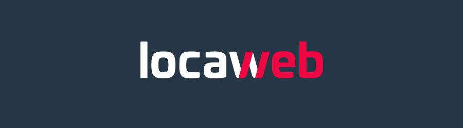 Logo da Locaweb