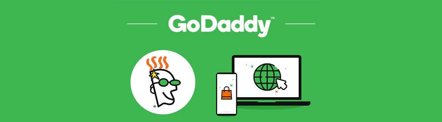 Logo da GoDaddy