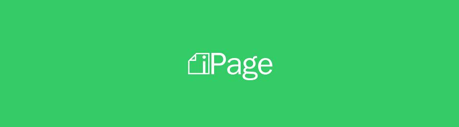 Logo da iPage