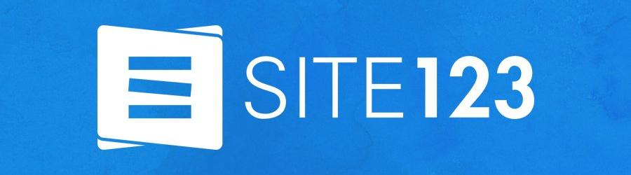 Logo do SITE123