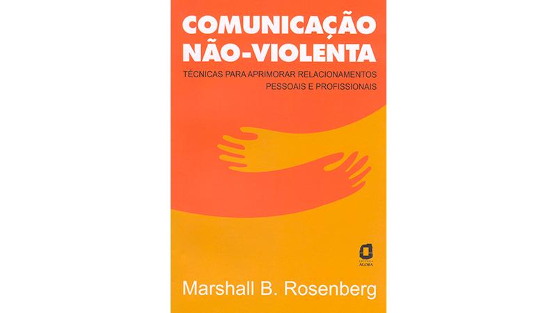 Capa do Livro Comunicação Não-Violenta