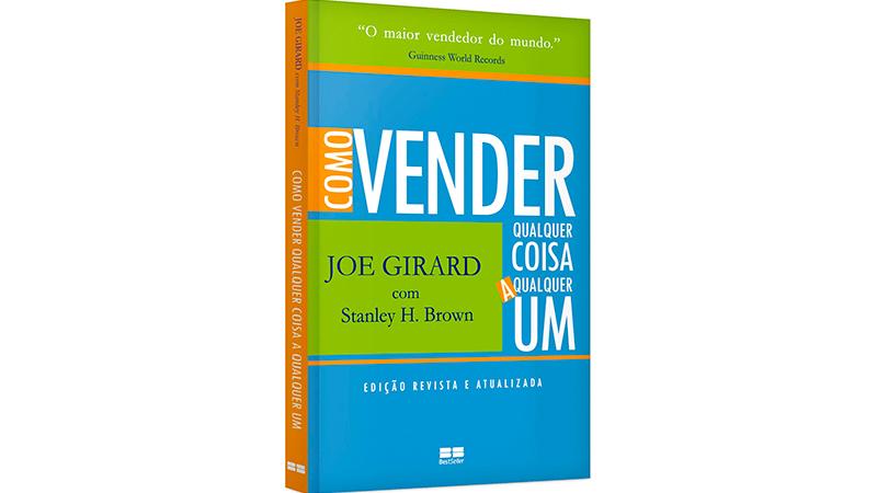 Capa do Livro:Como Vender Qualquer Coisa a Qualquer Um