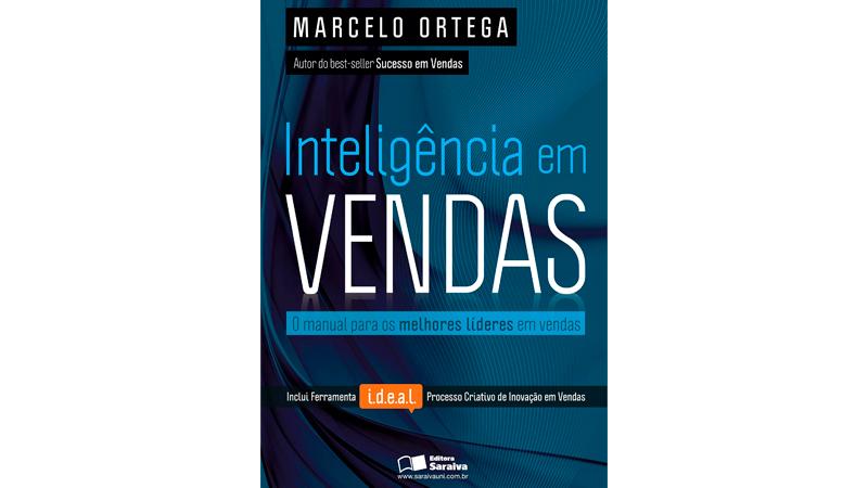 Capa do Livro Inteligência em Vendas